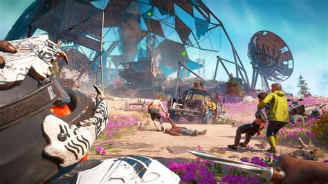 Far Cry New Dawn is more than just a lurid coat of post