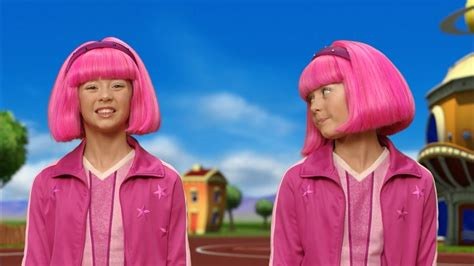 Stefanie lazy town now - the show featured eight-year-old