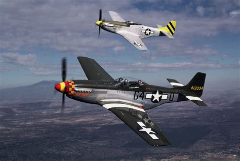 North American P-51 Mustang – Alex Laird