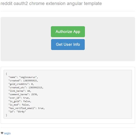 A Chrome Extension template for reddit OAuth2 with AngularJS