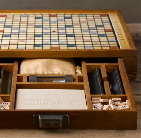 Scrabble: Vintage Edition - The Awesomer