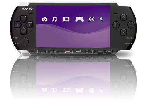 Sony Updates Its PSP Console with Firmware 6