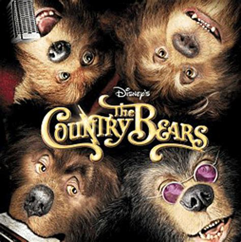 The Country Bears Soundtrack (2002)