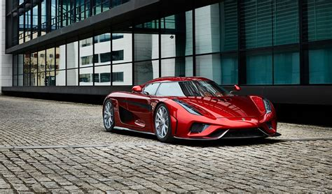 Why the Koenigsegg Regera Doesn't Need a Transmission