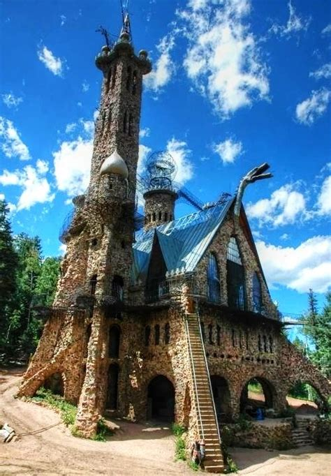 Bishop Castle- Wet Mountains, Rye, CO