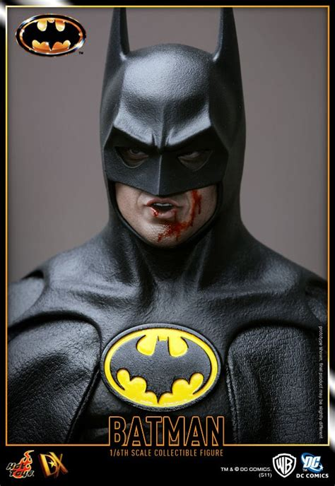 Hot Toys 1989 Batman and Joker New Images and Info - The