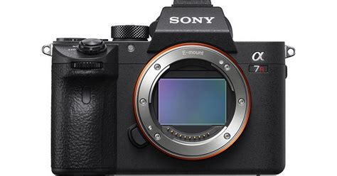 Sony Alpha 7R III • Find the lowest price (20 stores) at