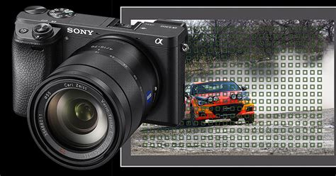 Sony a6300 Boasts the World's Fastest AF and Highest