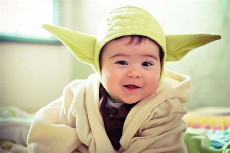 The Cutest Star Wars Babies (21 Images)   Walyou