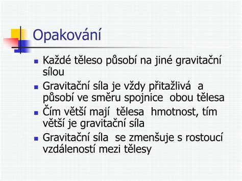 PPT - Fyzika PowerPoint Presentation, free download - ID