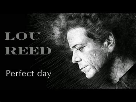 Perfect Day - Lou Reed - YouTube