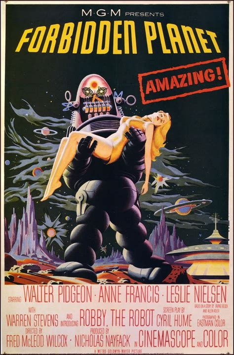 *SCIENCE FICTION POSTERS* 1950 ~ 1960   Null Entropy
