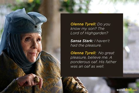 18 Most Badass Quotes from Olenna Tyrell, the Queen of Sass