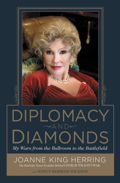 Diplomacy and Diamonds: My Wars from the Ballroom to the