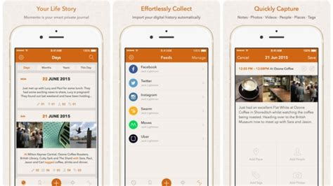 10 Essential Journaling Apps for iOS :: Tech :: Galleries