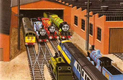 The Thomas and Friends Review Station: NWR Editorial