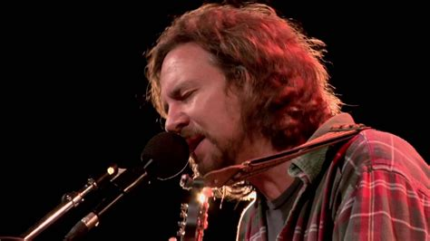 Eddie Vedder - Live Into The Wild Soundtrack (HD) - YouTube