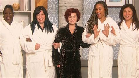 'The Talk' Cast Films Show With No Makeup: Watch