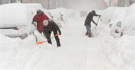 Canada: Snow Forecasted For Almost All Provinces This